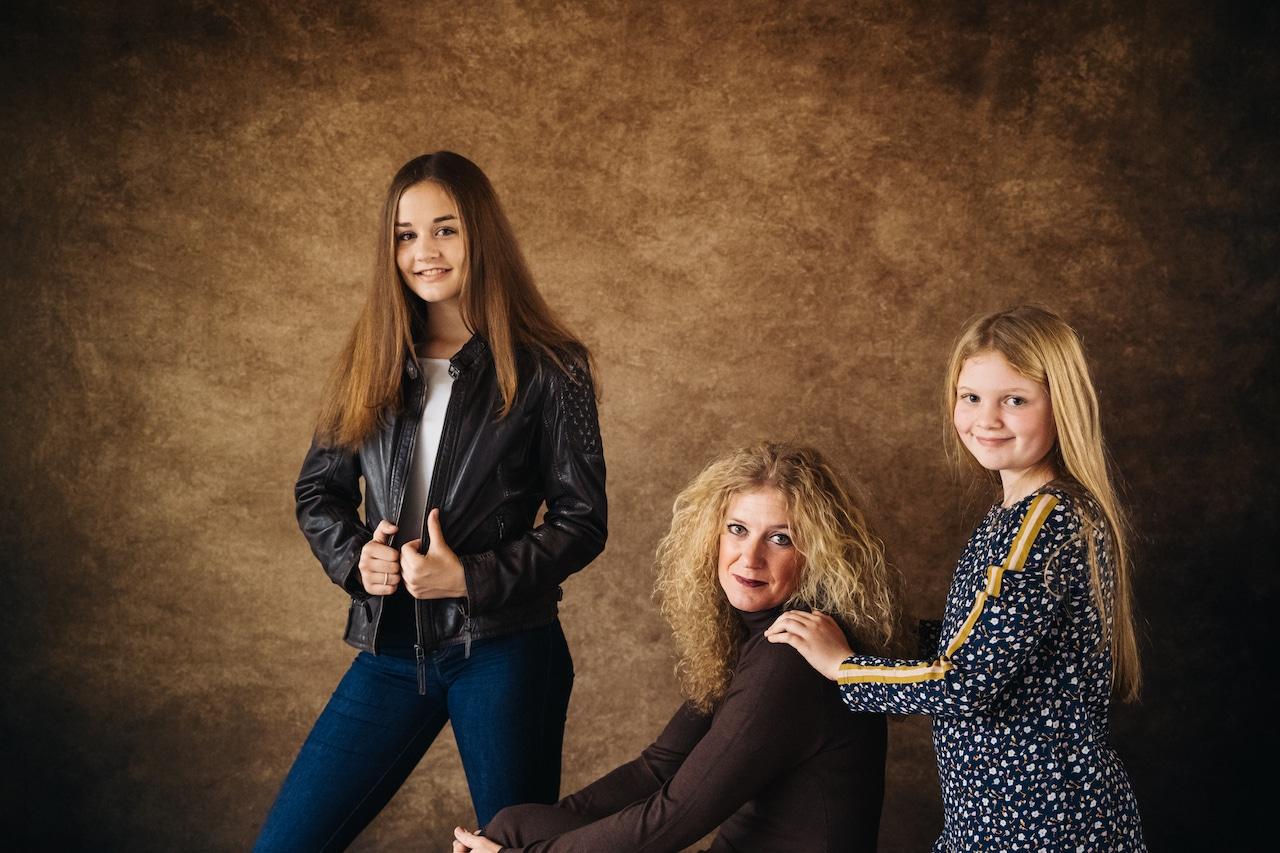 Familienfotos Koblenz Lahnstein Mama und Töchter