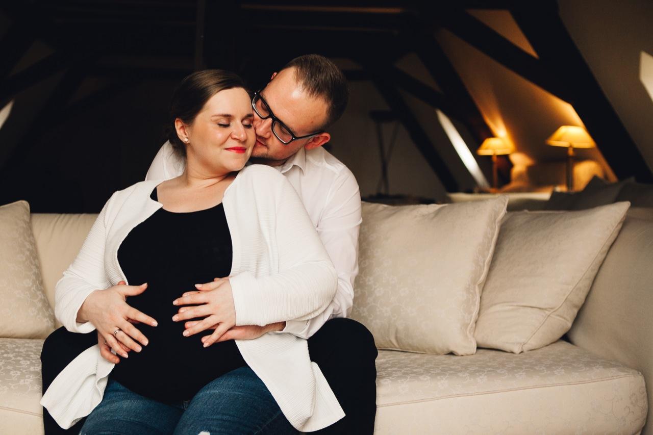 Schwangerschaftsfotos in Koblenz