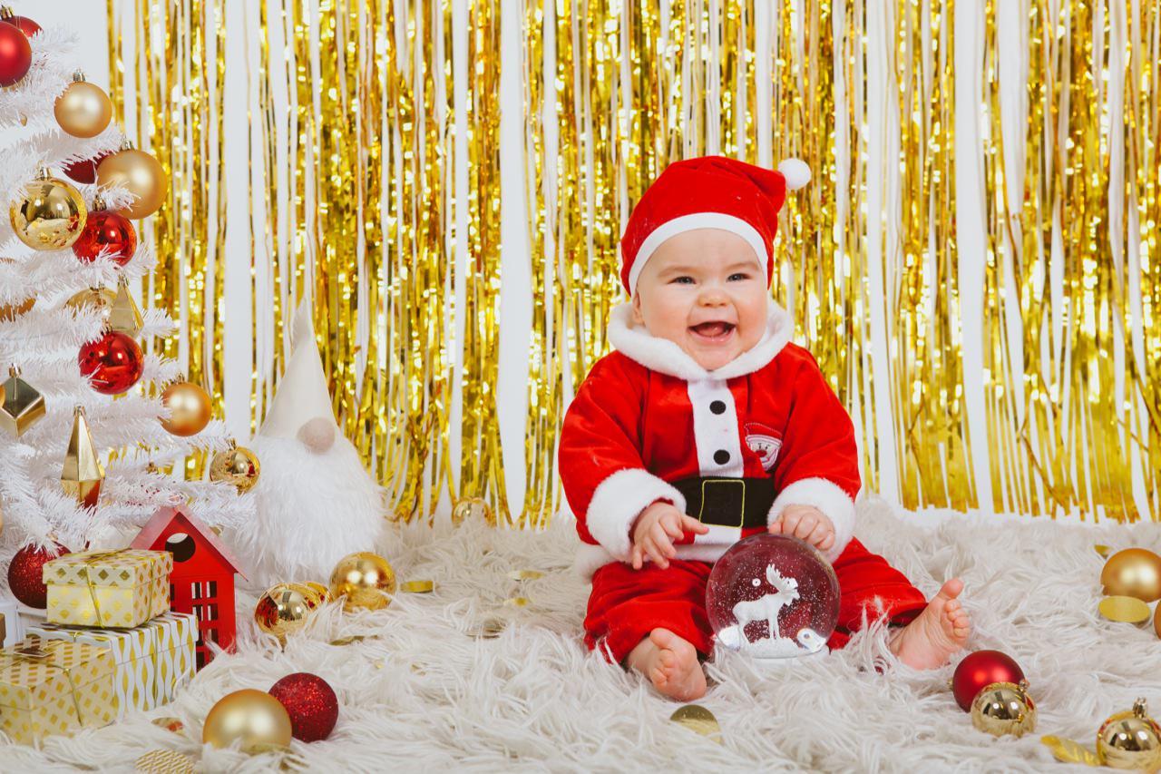 Weihnachten Fotos Weihnachtsmann