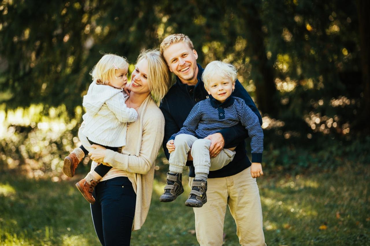 Fotos Familie Schlosspark