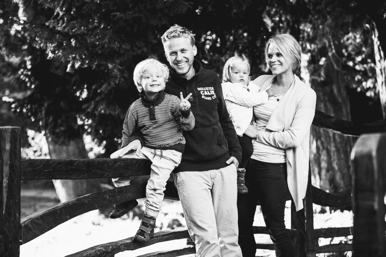 Familie Foto Schlosspark Sayn