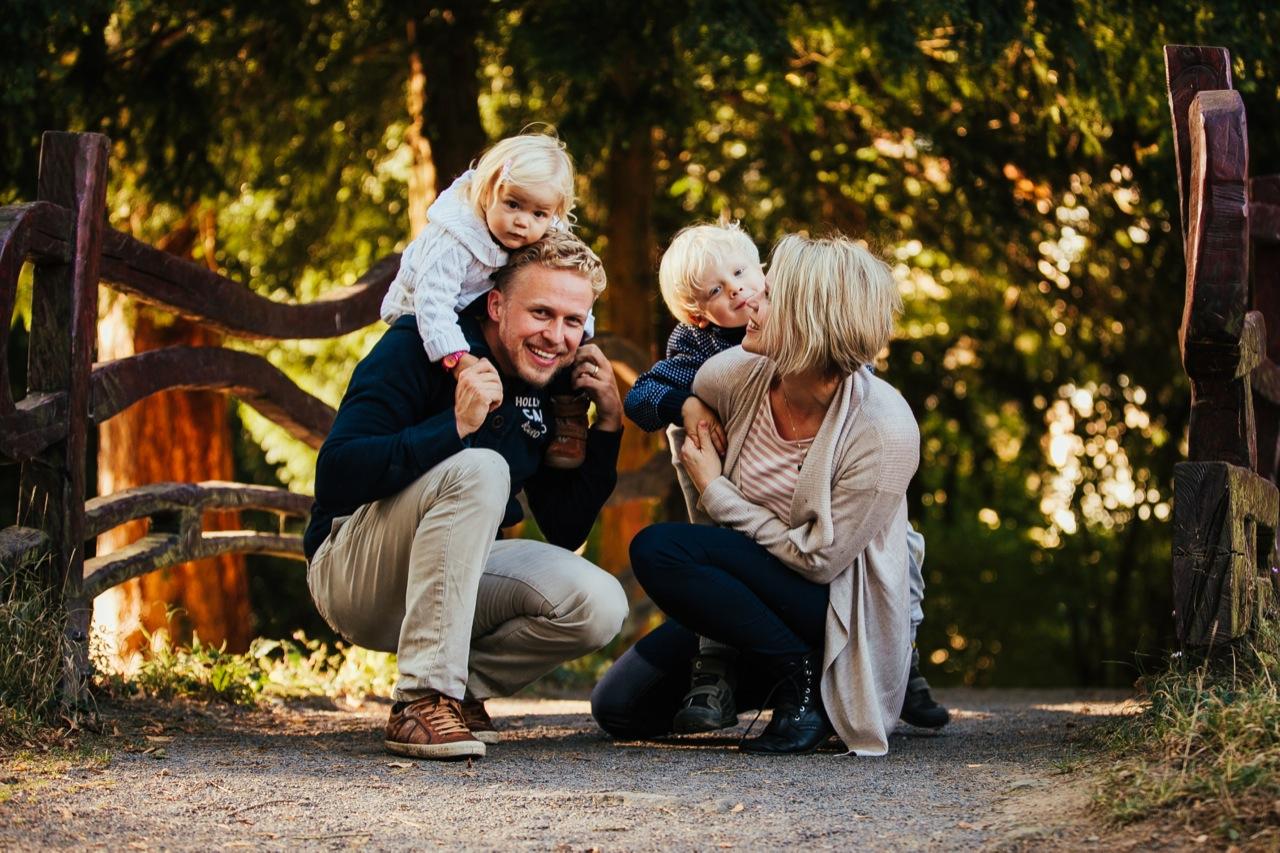 Familie mit zwei Kindern Koblenz